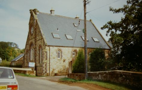 Rosedale Abbey Primitive Methodist chapel
