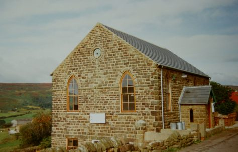 Rosedale Ebenezer Primitive Methodist chapel