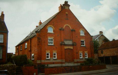Thornton-le-Dale Primitive Methodist Chapel