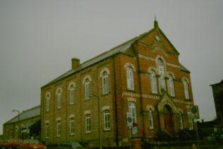 1881 Ripon Primitive Methodist Chapel as it was in 2000. | Keith Guyler 2000