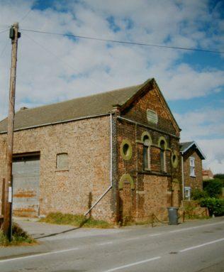 Cliffe Primitive Methodist chapel | Keith Guyler 2002