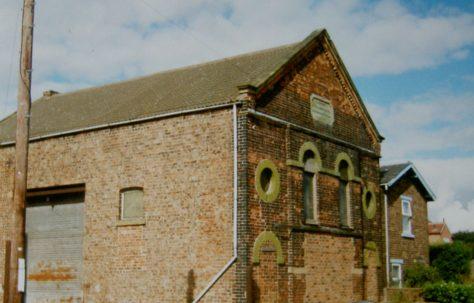 Cliffe Primitive Methodist chapel