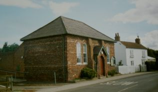 Skipwith Primitive Methodist chapel | Keith Guyler 2002