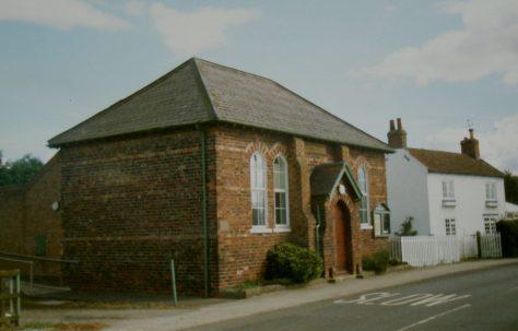 Skipwith Primitive Methodist chapel