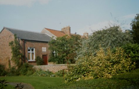 Thornton le Moor Primitive Methodist chapel