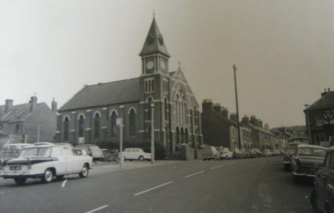 Kidderminster Primitive Methodist Church, Worcestershire