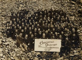 A List of Methodist Conscientious Objectors in WW1