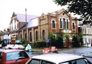 Dalling Road Primitive Methodist chapel | Keith Guyler 1994