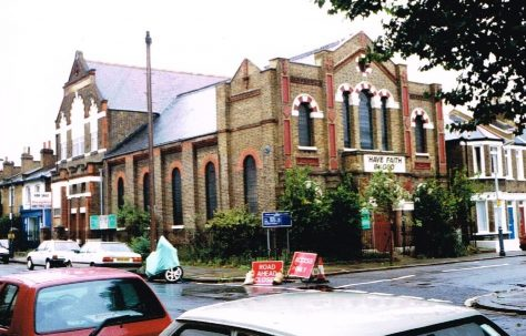 Dalling Road Primitive Methodist chapel