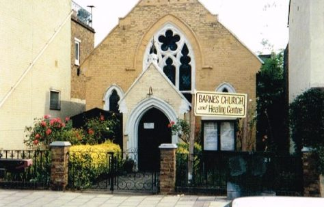 Barnes Primitive Methodist chapel