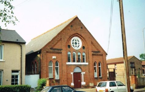Norbiton Primitive Methodist chapel