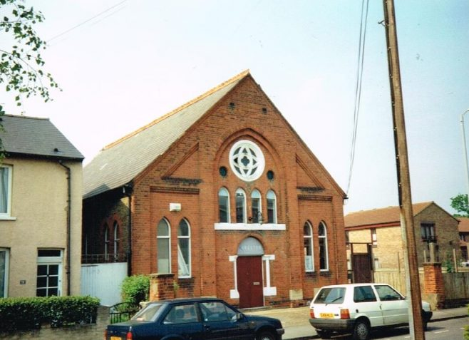 former Norbiton Primitive Methodist chapel   Keith Guyler 1994