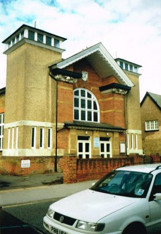 Ledgers road Primitive Methodist church | Keith Guyler 2000