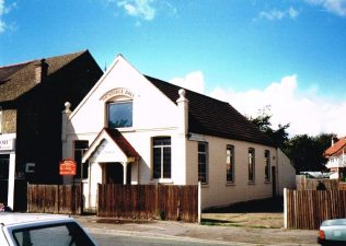 Hackbridge Primitive Methodist chapel | Keith Guyler 1994