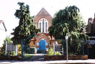 Lind Road Primitive Methodist chapel | Keith Guyler 1994