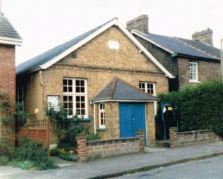 Meadvale Primitive Methodist chapel   Keith Guyler 1988