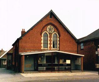 Roffey Primitive Methodist chapel   Keith Guyler 1987