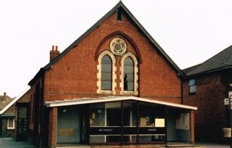 Roffey  Primitive Methodist chapel