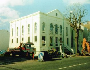 Hove Goldstone Villas Primitive Methodist chapel | Keith Guyler 1994