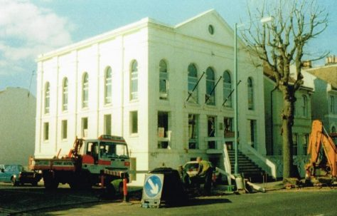 Hove Goldstone Villas Primitive Methodist chapel