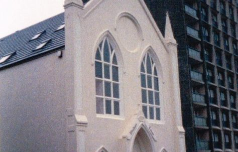 Brighton High Street Primitive Methodist chapel