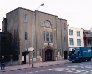 Brighton London Road Primitive Methodist chapel | Keith Guyler 1988