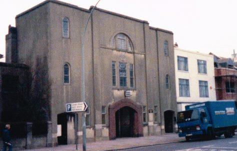 Brighton London Road Primitive Methodist chapel