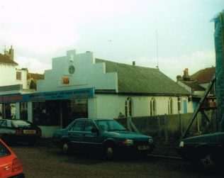 Portslade Bampfield Street Primitive Methodist chapel | Keith Guyler 1994