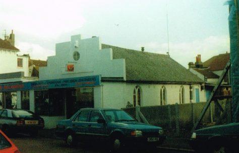 Portslade  Primitive Methodist chapel