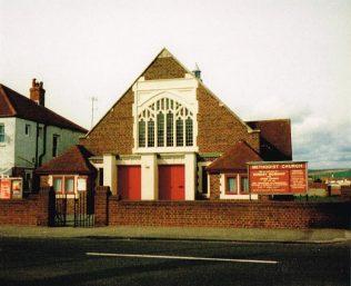 East Worthing Primitive Methodist chapel | Keith Guyler 1989