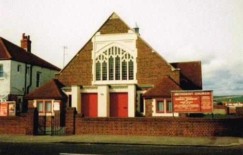 East Worthing Primitive Methodist chapel