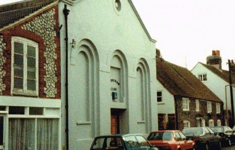 Shoreham Primitive Methodist chapel 1862