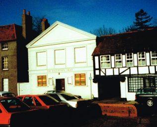 former Primitive Methodist chapel at Godalming | Keith Guyler 1992