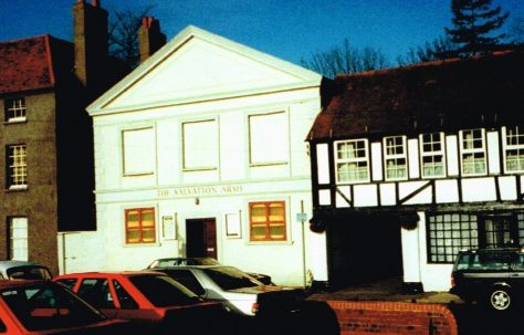 Godalming Primitive Methodist chapel