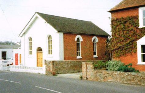 Old Basing Primitive Methodist chapel