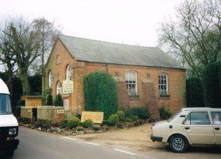 1863 Dummer Primitive Methodist chapel   Keith Guyler 1993