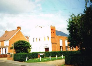 Brookwood Primitive Methodist chapel   Keith Guyler 1992