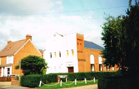 Brookwood Primitive Methodist chapel