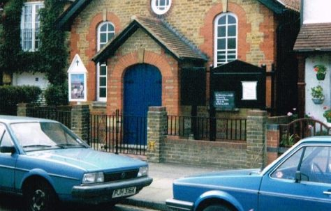 Shepperton Primitive Methodist chapel