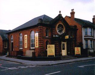 Ash Road Aldershot Primitive Methodist chapel | Keith Guyler 1993
