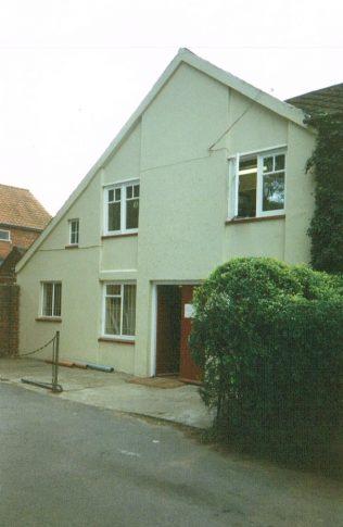 former Farnborough Primitive Methodist chapel | Keith Guyler 1993