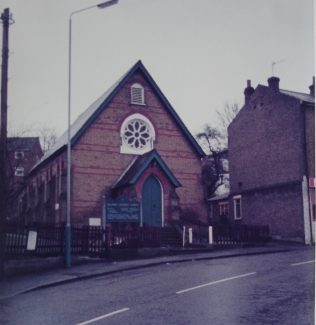 Belvedere Primitive Methodist chapel | Keith Guyler 1986