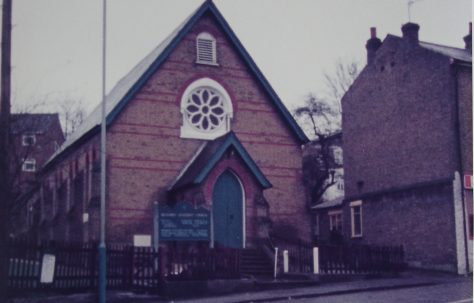 Belvedere Primitive Methodist chapel