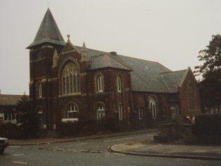 Bromley Common Primitive Methodist chapel | Keith Guyler 1988