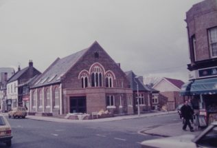 Addiscombe Primitive Methodist chapel | Keith Guyler 1986