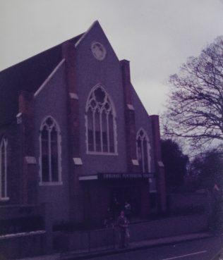 Dartford East Hill Primitive Methodist chapel | Keith Guyler 1986