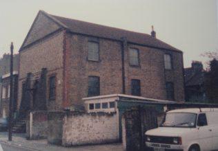 Gravesend Darnley Street Primitive Methodist chapel | Keith Guyler 1986