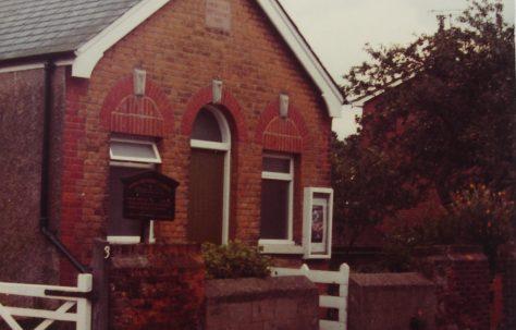 Shorne Primitive Methodist chapel