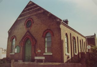 Swanscombe Primitive Methodist chapel | Keith Guyler 1981