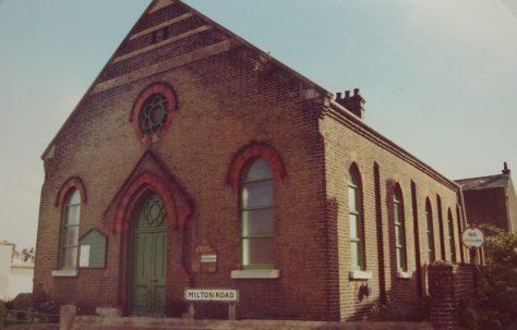 Swanscombe Primitive Methodist chapel